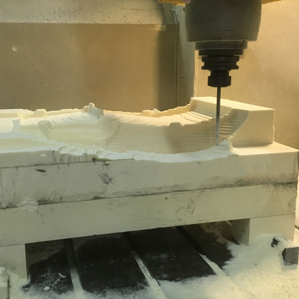 CNC切り出し加工